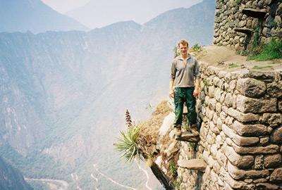 Volunteer at Machu Picchu in Peru