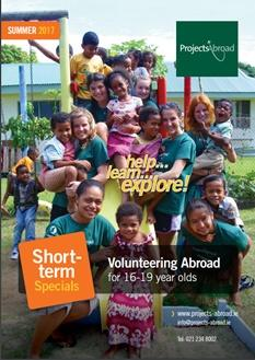 Short-term Specials Leaflet