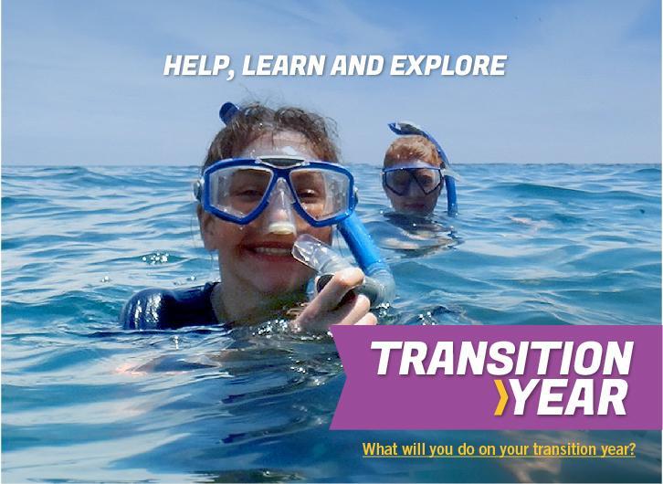 Transition Year Volunteering Abroad