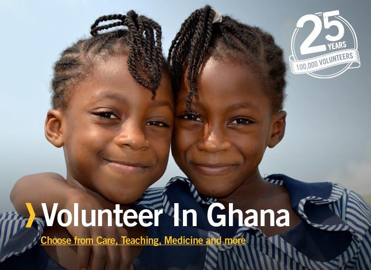 Ghana Volunteering Abroad