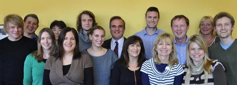 Projects Abroad: The Team