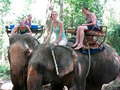 Leisure time in Thailand