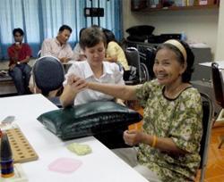 Medicine project in Cambodia
