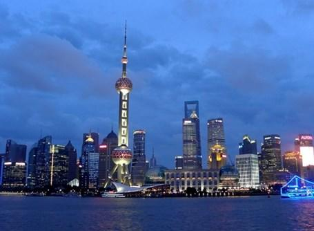 China's biggest city, Shanghai