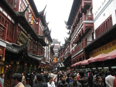 Scenery in China