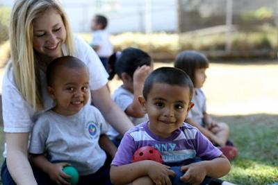Volunteer on a Care project in Latin America
