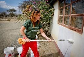 Volunteer Building
