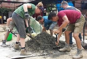 Volunteer General Building Project