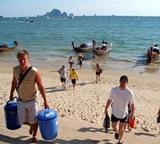 Beach Clean Up Survey 2013 - 2014