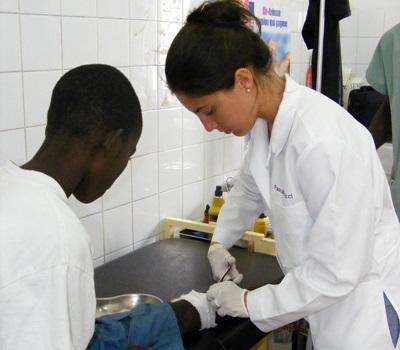 Gap Year volunteer Medical projects in Senegal