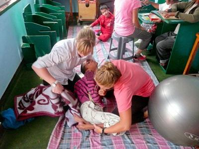 Volunteer Physiotherapy Projects in Nepal