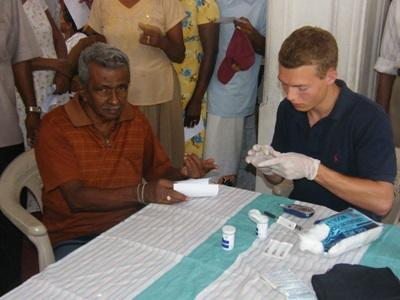 Volunteer Physiotherapy Projects in Sri Lanka