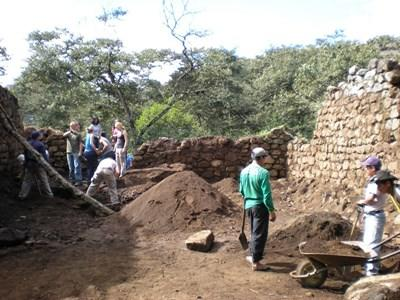 Archaeology and Geology Volunteering Projects in Peru