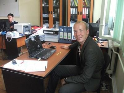 Volunteer as an Economist in Mongolia