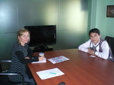 Volunteer Economist projects in Mongolia