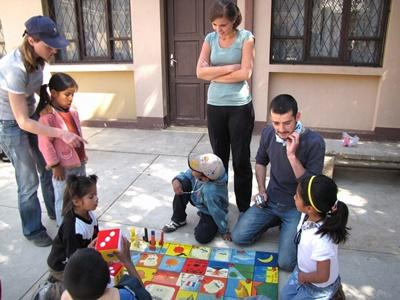 Voluntary projects in Social Work in Bolivia