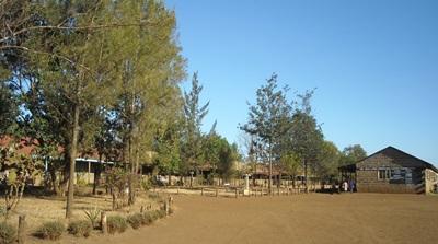 A midwifery facility in Kenya.