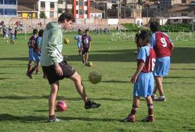Volunteer on a Sports project overseas